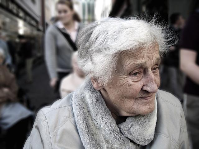 stará paní