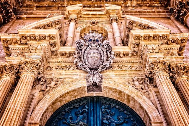 středověká budova