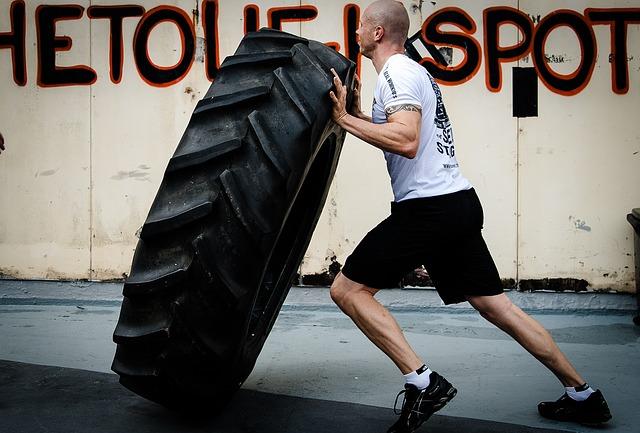 Převrácení pneumatiky