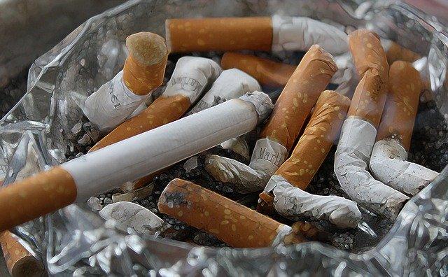 """Řekněte """"stop"""" kouření!"""