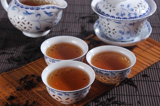 Posezení u čaje